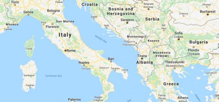 Εβδομαδιαία δρομολόγια Ιταλία – Ελλάδα – Βουλγαρία